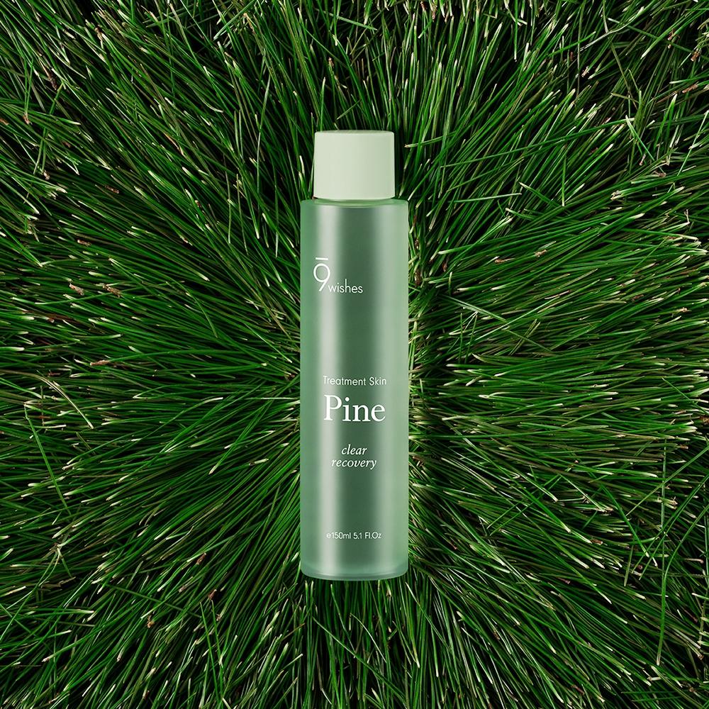 9 WISHES, Nước Cân Bằng 9 Wishes Pine Treatment Skin Clear Recovery Thanh  Lọc Da 150ml   Watsons Vietnam