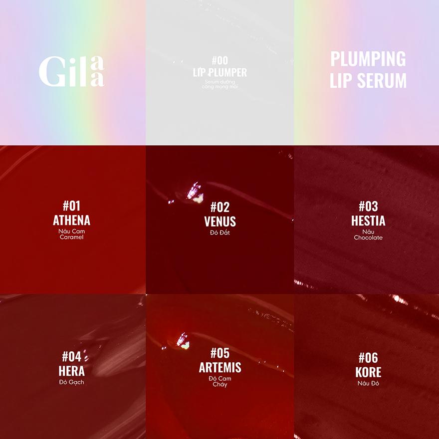 Gilaa Plumping Lip Serum