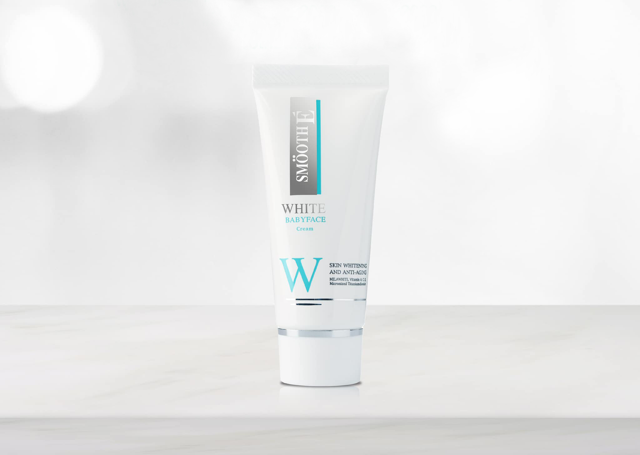 Smooth E White Babyface Cream