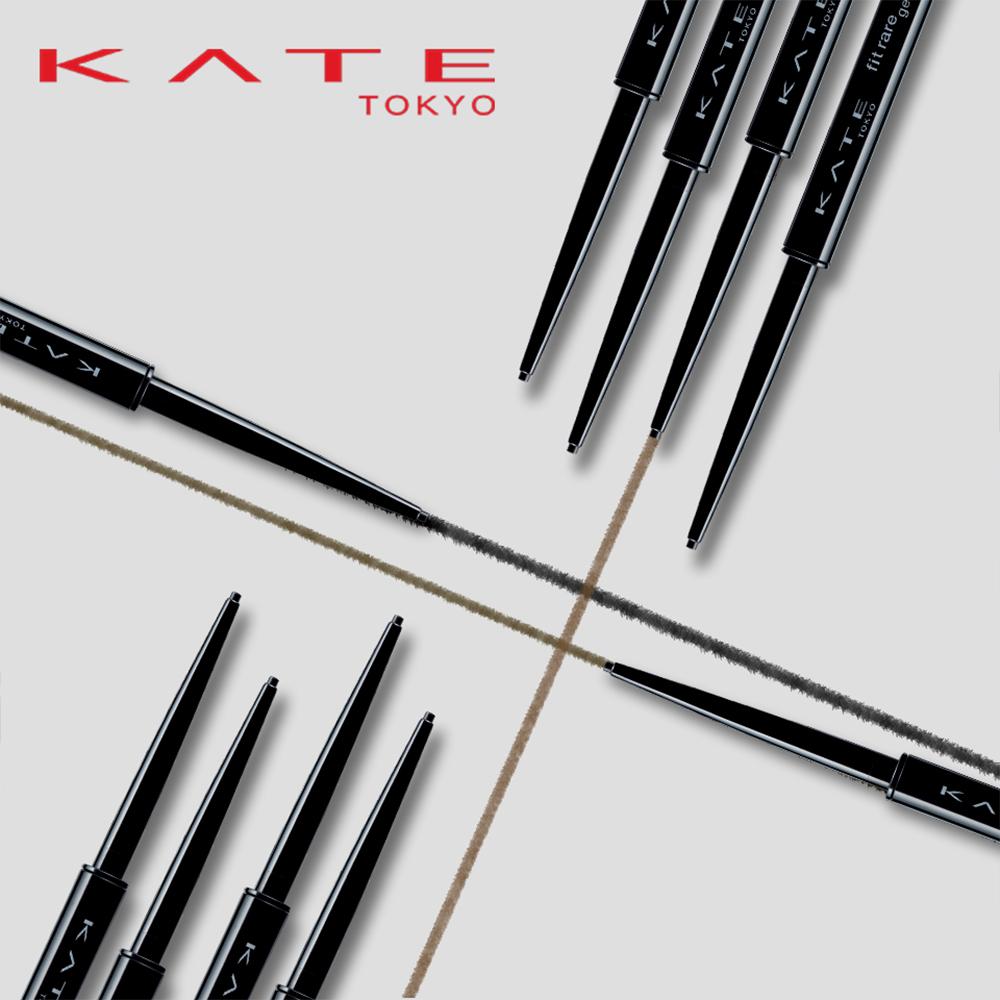 KATE, Chì Kẻ Mắt Kate Fit Rare Gel Pencil 0.08g .#BK-1 | Watsons Vietnam